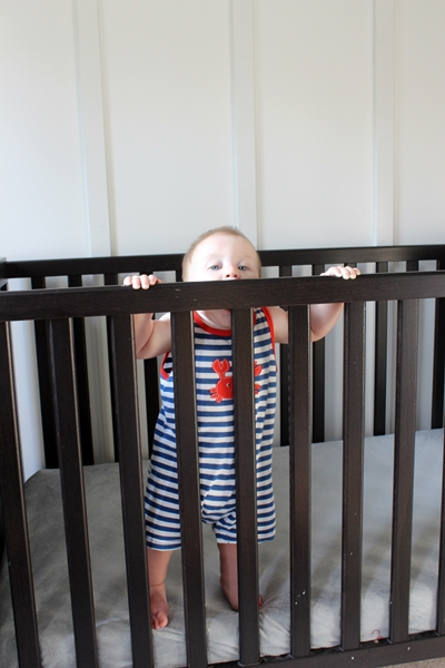 The Ikea Sundvik Crib Eight Months Later A Bit Of Babyproofing