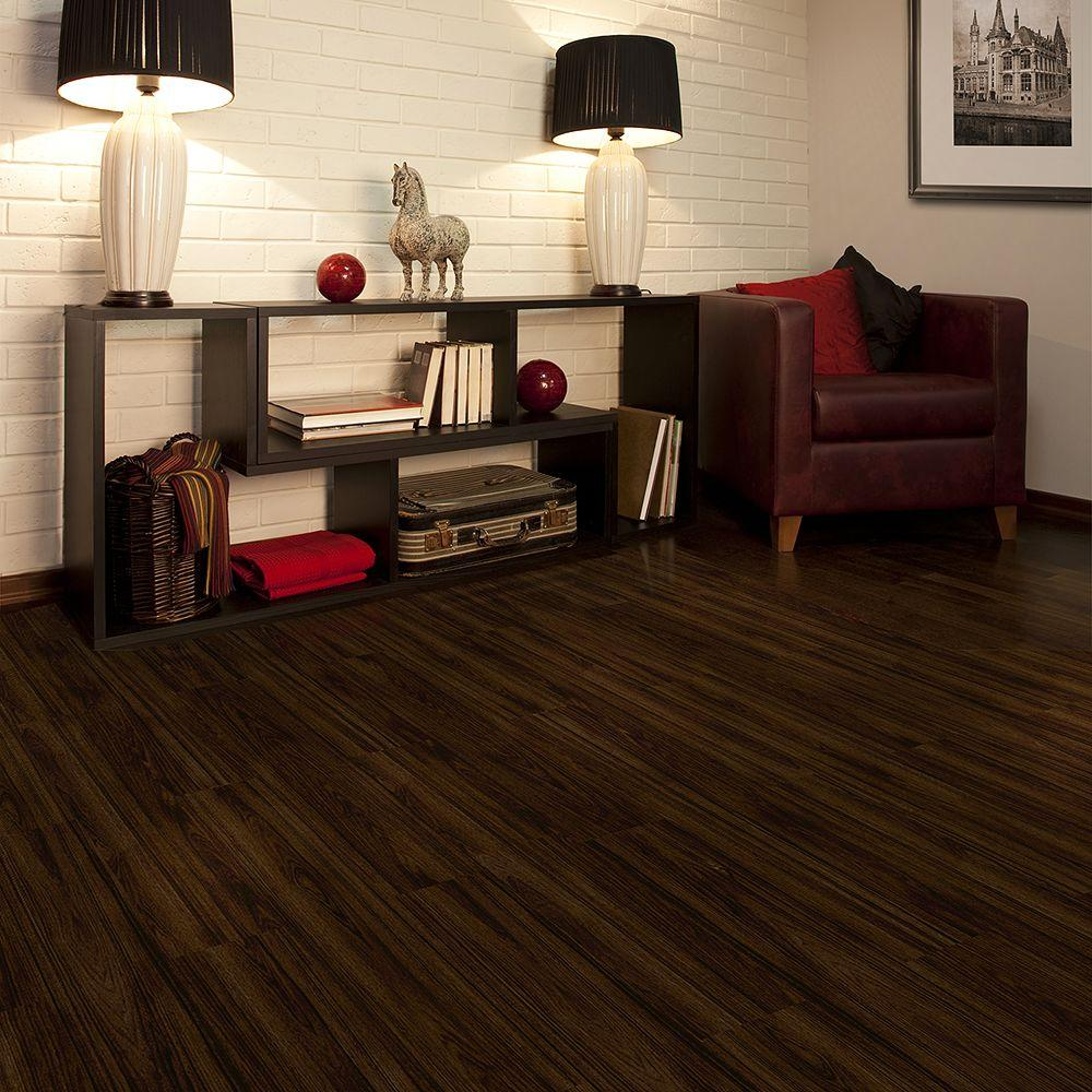 Vinyl Wood Flooring : The master bathroom floors are complicated