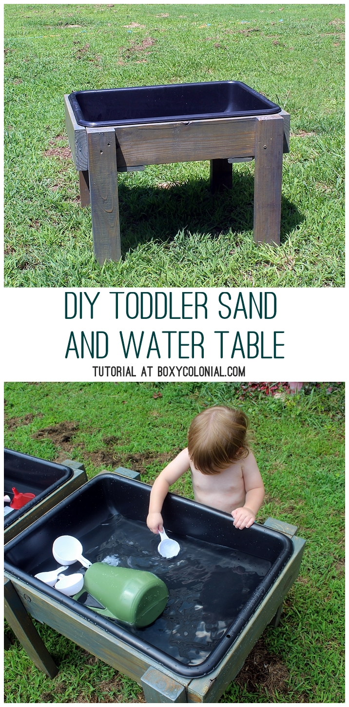 Diy Water Table Ikea Diy Water/sand Table For