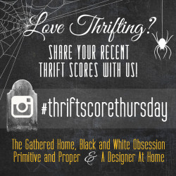 Thrift Score Thursday Halloween image 2015