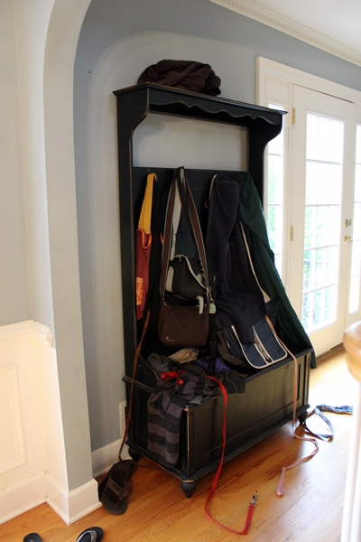 Foyer Bench Coat Rack Plans Pdf Woodworking