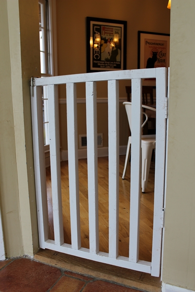 Diy Baby And Dog Gate Instructions